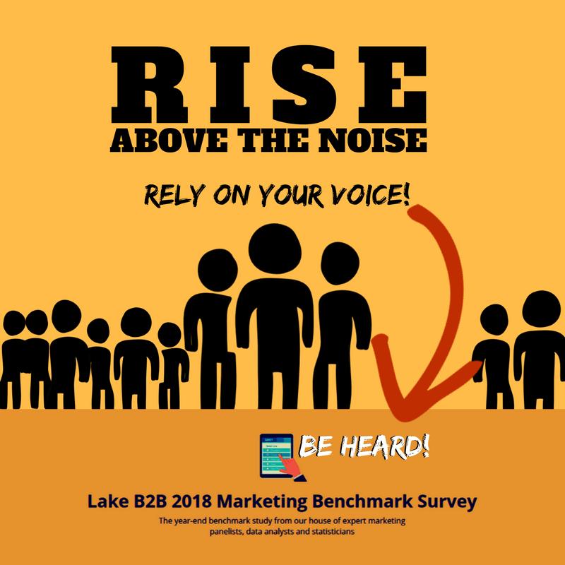 Digital Marketing Benchmark Survey CTA 3