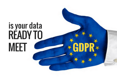 is your data ready for EU