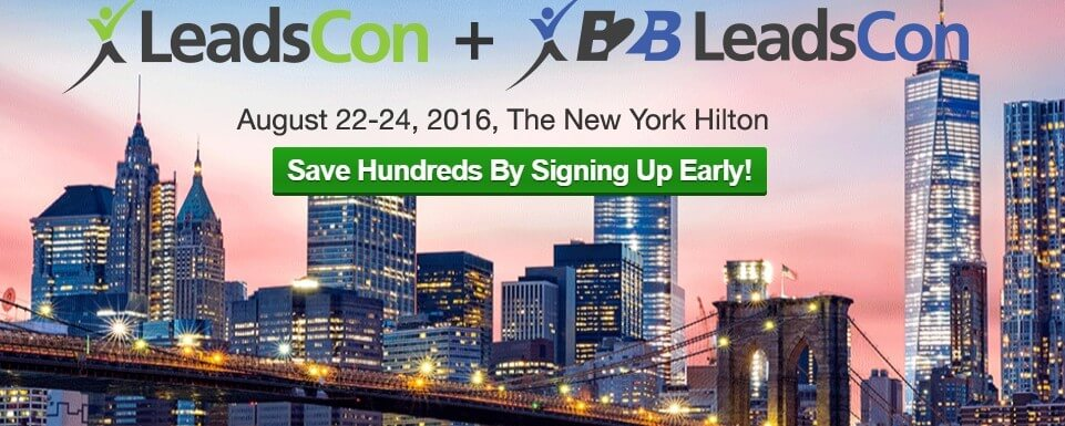 LeadsCon 2016: Activate your Business with Olympic Sized Data Solutions