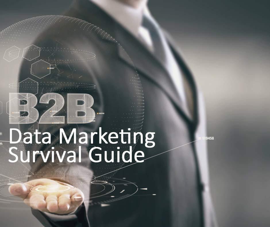 B2B Data Marketing Survival Guide
