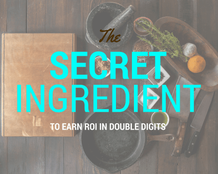 Email Appending: The Secret Ingredient to Boost MROI