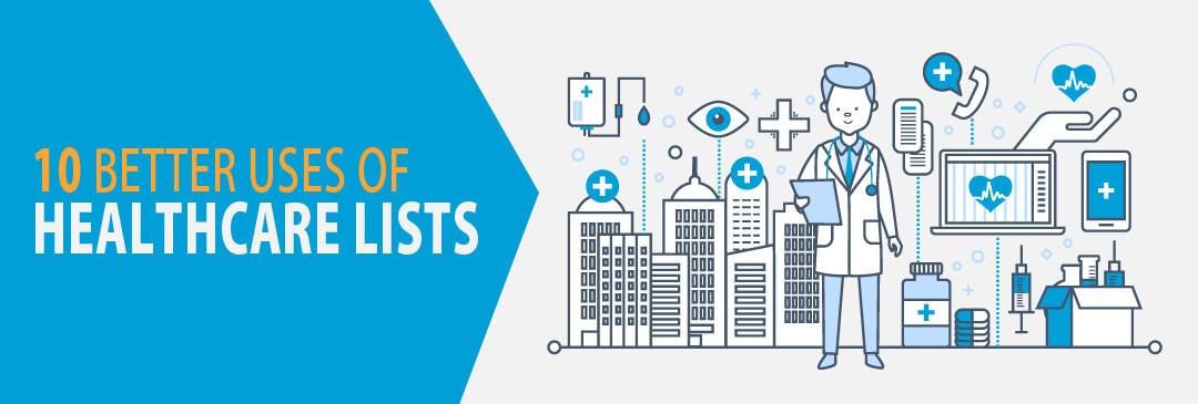 Header - healthcare list blog