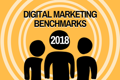 3 Digital Marketing Benchmarks from 2017 that Will Grow This Year