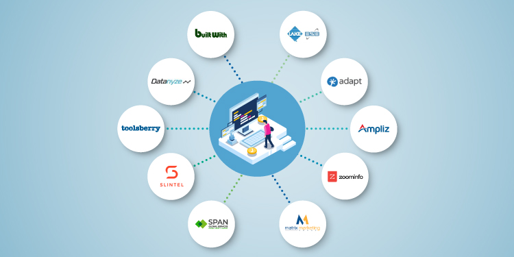 Top 10 Technographic Database Companies in USA