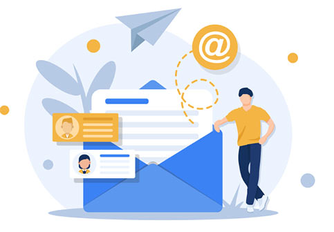 Email Data Appending Process